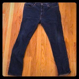 Levi's 512 Slim Taper Jeans
